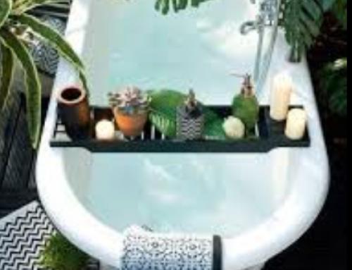 Crea un baño spa con estos trucos
